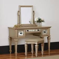 rose gold vanity table furniture of america tracy vanity set with stool in rose gold home