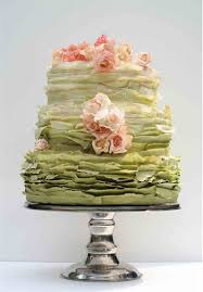 average cost of a wedding cake 2015