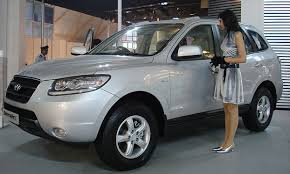 hyundai suv price in india automatic hyundai santa fe launched in india at a price tag of rs