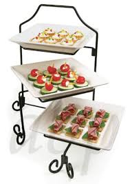 best 25 tiered serving platters ideas on pinterest food for