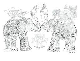coloring pages elephant and piggie piggie and gerald coloring pages science elephant wisekids info