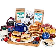 breakfast gift basket christmas morning breakfast gift basket gourmet