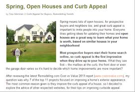 What Is Curb Appeal - want more curb appeal start with your roof roof roof