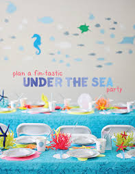 the sea party plan a fin tastic the sea party project nursery