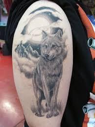 18 best tattoos images on pinterest animal tattoos tattoo wolf