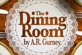 university players presents the dining room of dramatic art