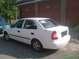 hyundai accent 1 5 1995 auto images and specification