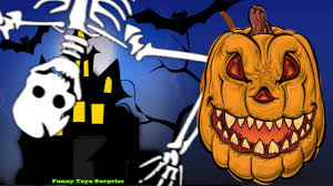 live halloween haunted house song full movie monkeys animation