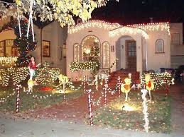 Riverside Light Show by Best Christmas Lights And Holiday Displays In Alameda Alameda County