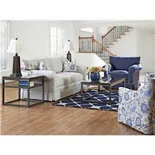 Klaussner Sofa Reviews Klaussner Jenny Slipcover Sofa With Skirt Pilgrim Furniture City