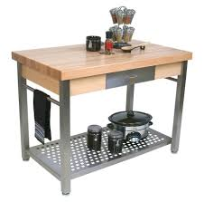 kitchen wooden kitchen island table legs boos cucina grande prep