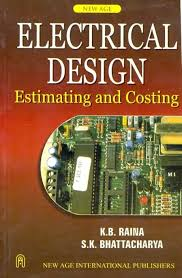 electrical design estimating and costing 1st edition buy