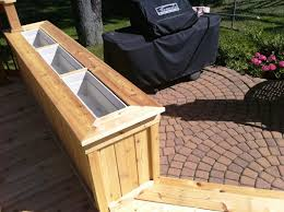 diy cedar planter box best cedar planter box ideas