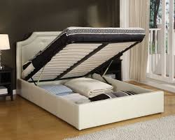 How To Make A Queen Size Platform Bed With Drawers by Bed Frames King Platform Bed With Storage Queen Storage Bed
