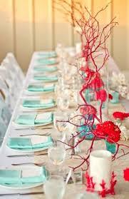Beach Centerpieces For Wedding Reception by Best 25 Red Beach Weddings Ideas On Pinterest Beach Weddings