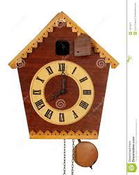 Antique Cuckoo Clock Vintage Cuckoo Clock Stock Photos Image 13073673