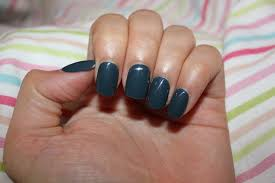 elegant touch pre polished nails storm raining cake