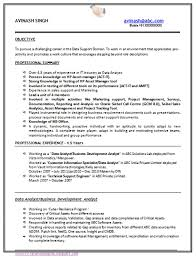 Sample Resume For Engineering Freshers For Electronics Engineer Fresher