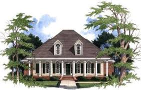 house plans with large front porch 4 bedroom 3 bath colonial house plan alp 032h allplans com
