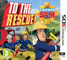 fireman sam rescue nintendo 3ds games nintendo