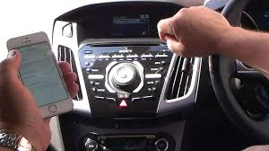 how to set up bluetooth on ford focus syncing an iphone to the sony bluetooth system in a ford focus 1 0