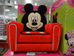 Minnie Mouse Armchair Disney Mickey Or Minnie Upholstered Chair