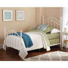 Big Lots Bed Frame Metal Bed Frame Headboard Trends With Awesome Footboard