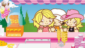 jeux de fille cuisine serveuse foodtruck à glaces jeu de glace jeux 2 cuisine