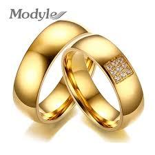 simple wedding rings images Modyle 2018 simple wedding rings for women men elegant aaa cz jpg