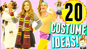 ideas for homemade halloween costume 20 last minute diy halloween costumes last minute halloween