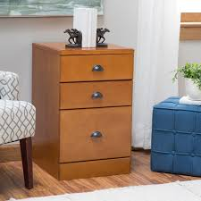 Wood 3 Drawer File Cabinet by Belham Living Cambridge 2 Drawer Wood File Cabinet Light Oak