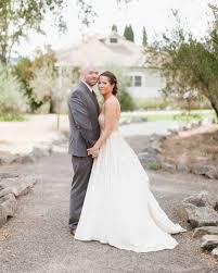 wedding dress garden party a casual garden party wedding in northern california martha
