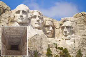 mt rushmore a look inside the secret room hidden in mount rushmore