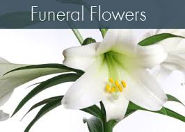 Traditional Funeral Flower - home best of the bunch florist in deeside delivering flowers