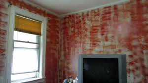 cheap and easy room painting done painting painted room texture
