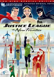 Justice League: The New Frontier Online Completa Español Latino