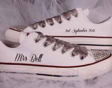 wedding shoes converse custom wedding converse