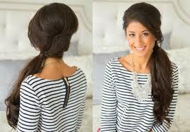 Frisuren Selber Machen Leicht Gemacht by 40 Schicke Vorschläge Für Schnelle Und Einfache Frisuren