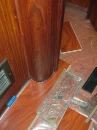 Teak And Holly Laminate Flooring Goodbye Carpet And Worn Out Teak Parquet Floors U2026 Hello African
