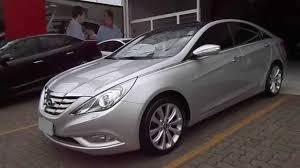Famosos Hyundai Sonata GLS 2.4 16v Automático 2012 - YouTube #JD97