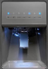 Whirlpool Black Ice Whirlpool Wrs325fdam 25 4 Cu Ft Side By Side Refrigerator With
