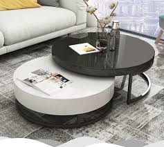 low round coffee table lr208 the high and low round coffee table