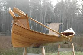 Free Wooden Boat Plans Skiff by Adirondack Guide Boat Plans Guillemot Kayaks Small Wooden Boat