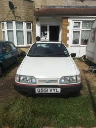 ford sierra for sale classic cars for sale uk