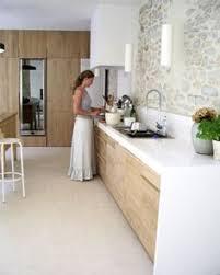 de la sur les murs white counters rustic cottage and