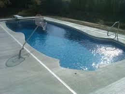 fiberglass swimming pool paint color finish sapphire blue 30