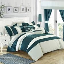 Teal Bed Set Buy Teal Comforter Queen From Bed Bath U0026 Beyond