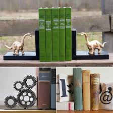 unique bookends unique wooden bookends popsugar tech