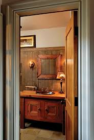 earth tone bathroom designs guest bathroom powder room design ideas 20 photos