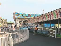 Myrtle Beach Boardwalk Map Myrtle Beach Family Kingdom Amusement Park